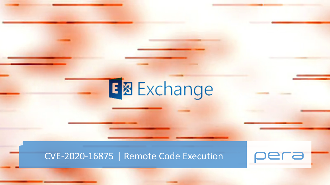 CVE-2020-16875 | Microsoft Exchange Server Remote Code Execution Vulnerability